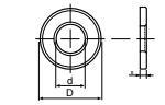 DIN 6916 HV de estructura
