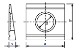 DIN 6917 HV de estructura